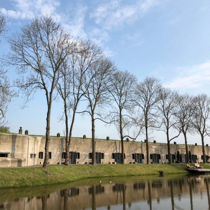 Fort Beemster, onderdeel van de Stelling van Amsterdam