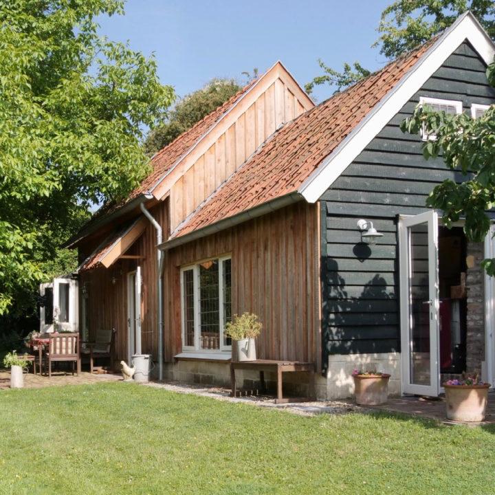 Vakantiehuis in Limburg met openslaande deuren