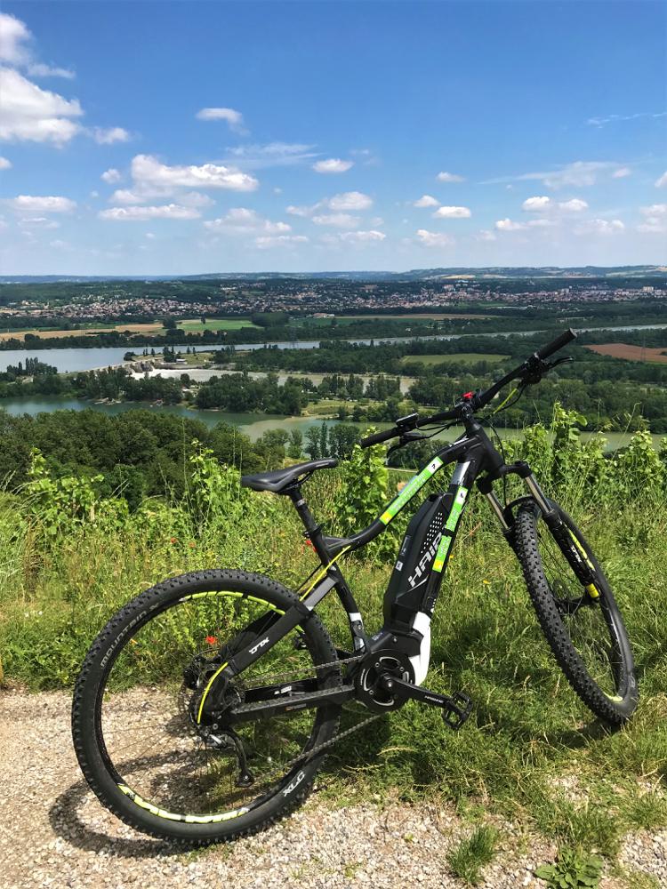Elektrische mountainbike