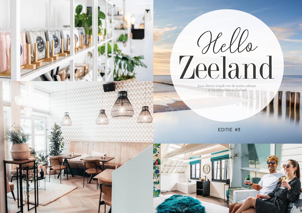 Cover van gids Hello Zeeland