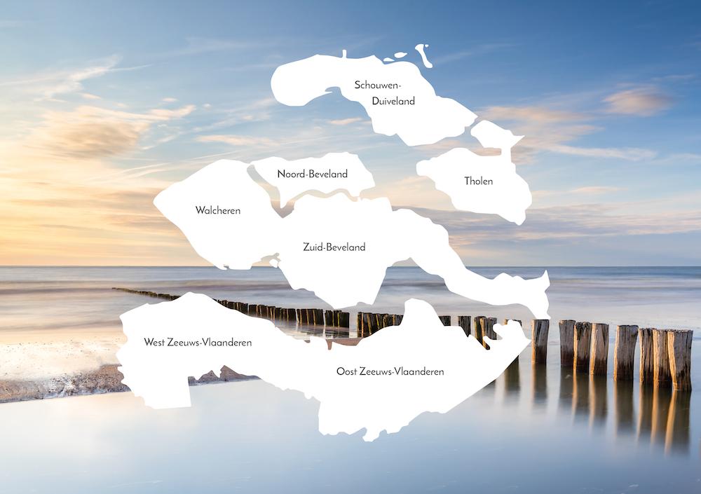 Kaartje van Zeeland