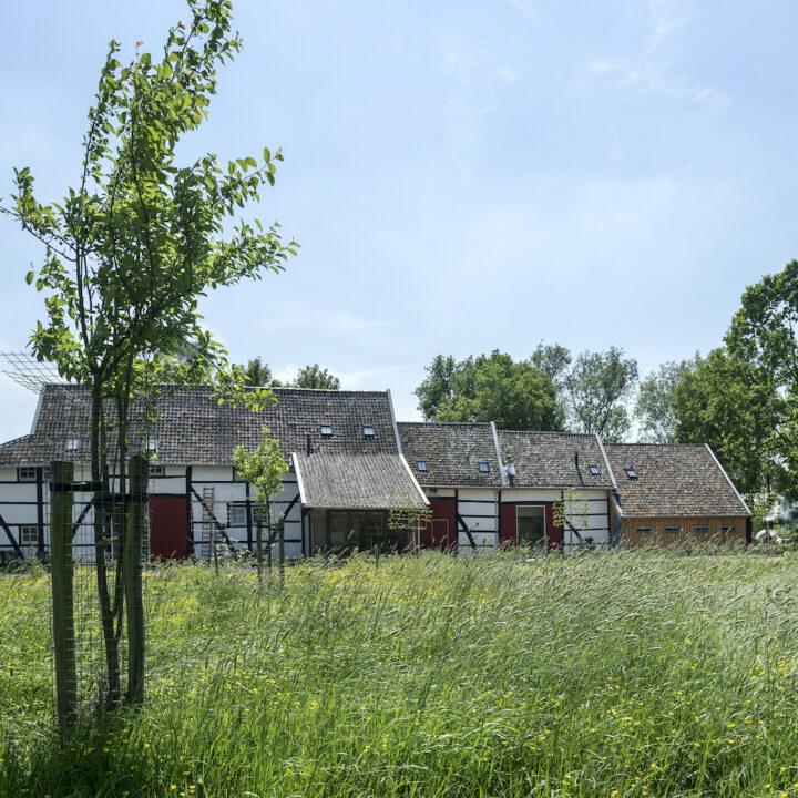 Vakwerkhoeve in Limburg voor een weekend weg met groep