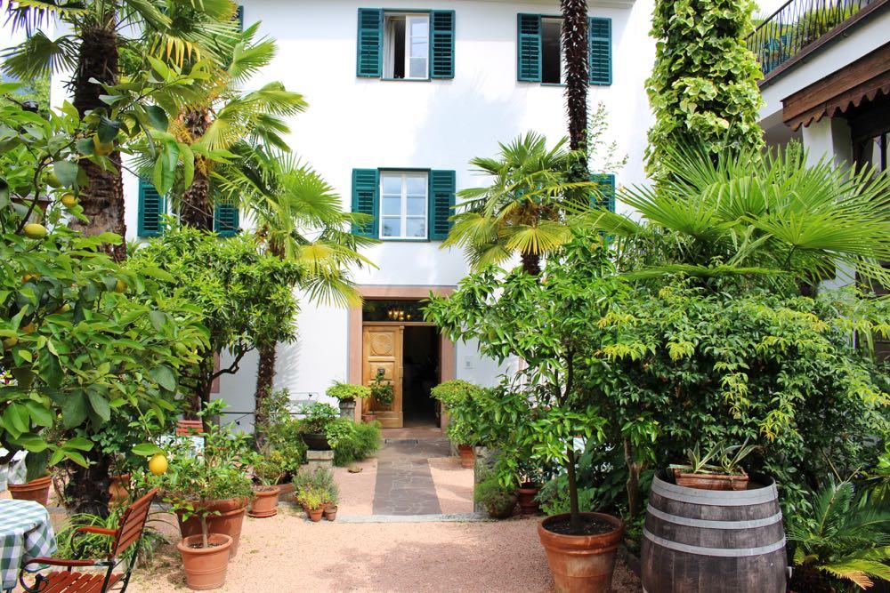 Hotel Ottmangut met weelderige tuin