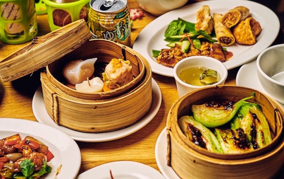Deel samen de smakelijke Aziatische hapjes bij HappyHappyJoyJoy