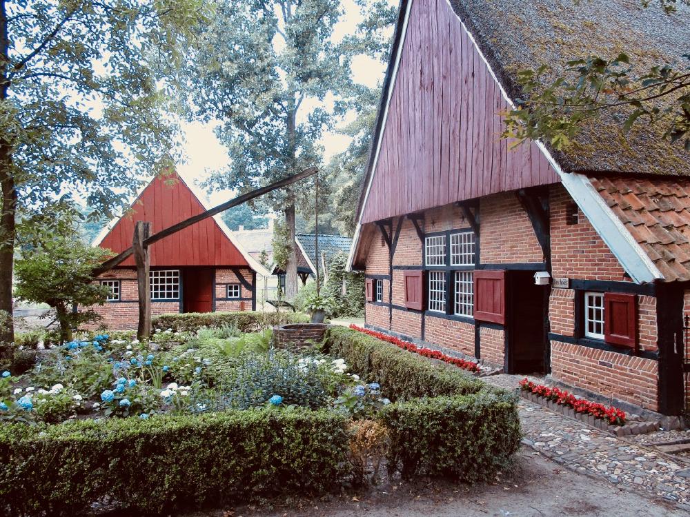 Karakteristieke boerderijen in de Achterhoek