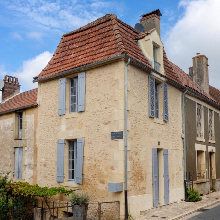 Karakteristiek Frans dorpshuis