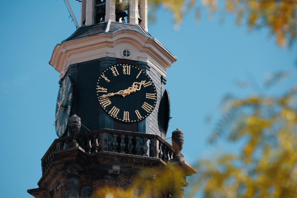 de Wijnhuistoren in het centrum van Zutphen