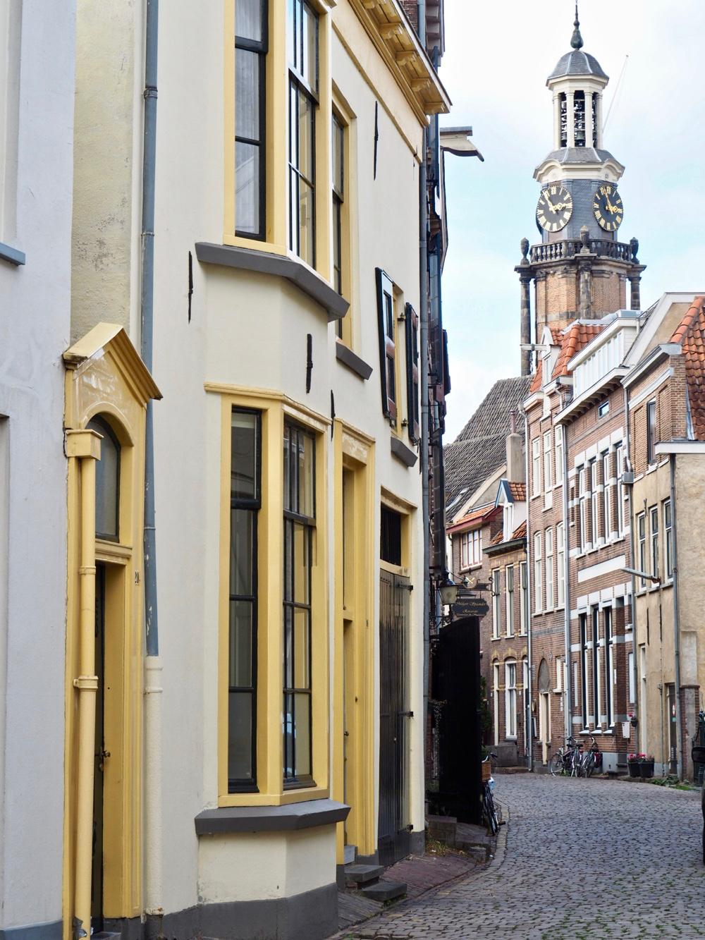 Stadswandeling door Zutphen door de mooiste straatjes
