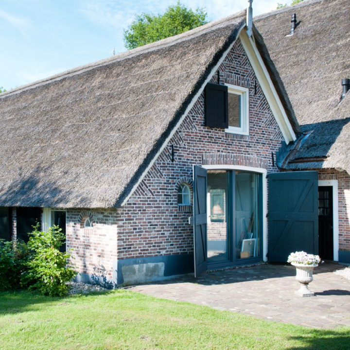 Bed and breakfast in monumentale boerderij in het Vechtdal