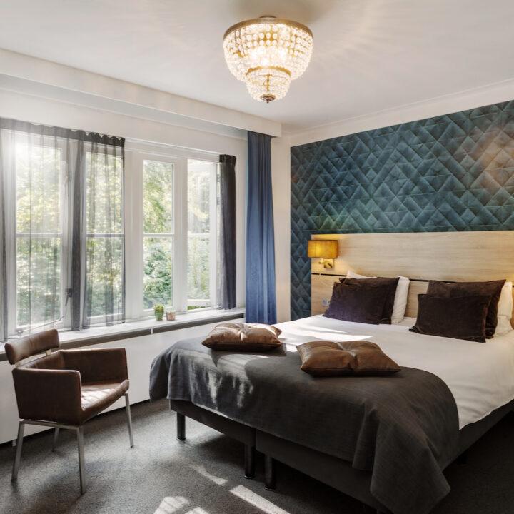 Hotelkamer bij het hotel in Groesbeek