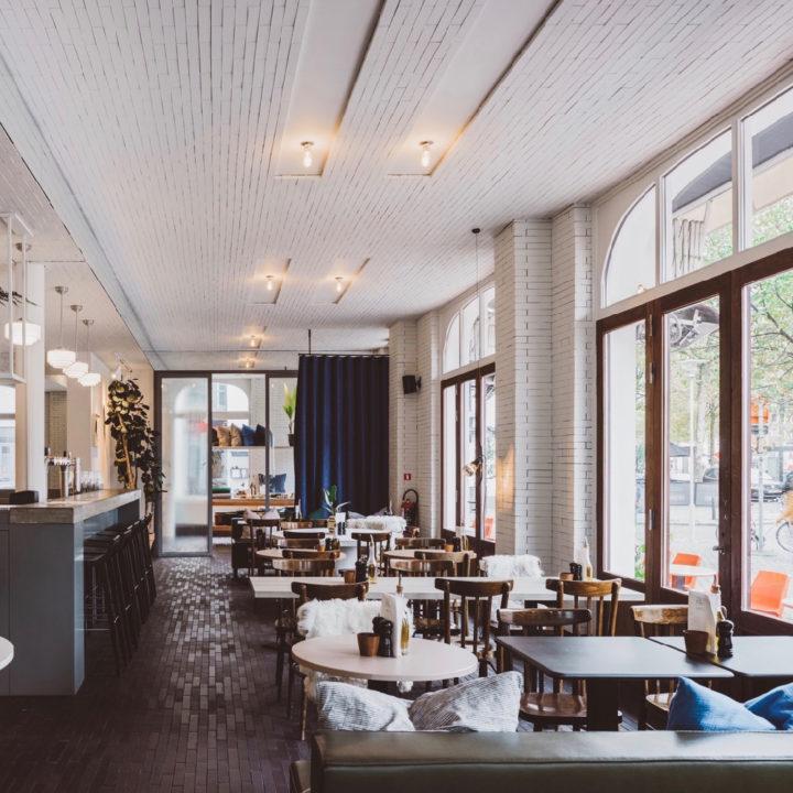 Overzichtsfoto van het restaurant