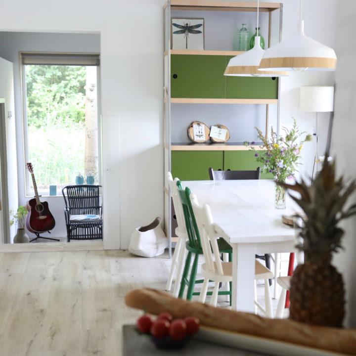 Ruim vakantiehuis voor weekendje weg bij Lauwersoog