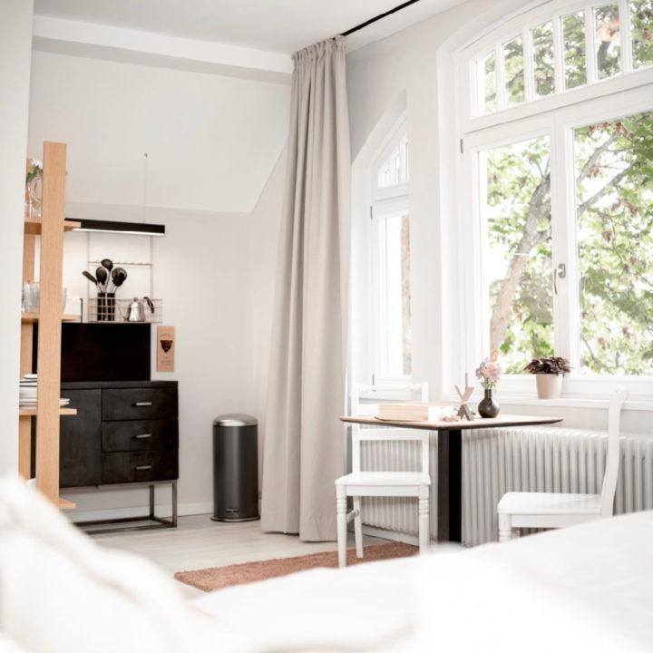 Modern appartement voor een vakantie aan de Oostzee