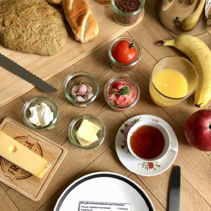 Ontbijt bij Logierhaus M