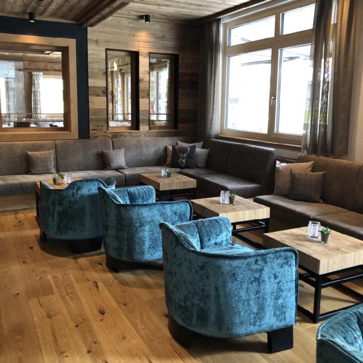 Restaurant en lounge