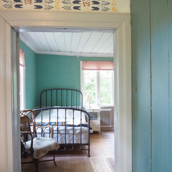 Slaapkamer in de B&B