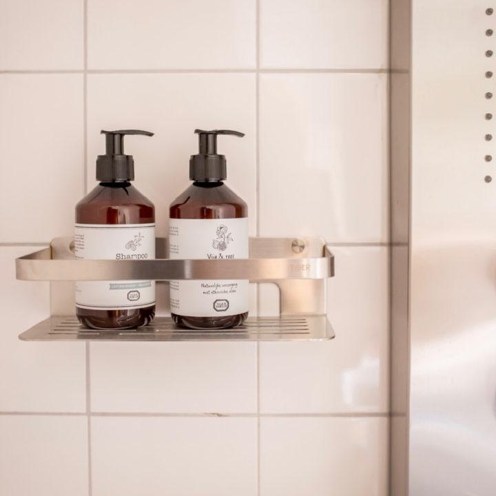 Badproducten in de badkamer