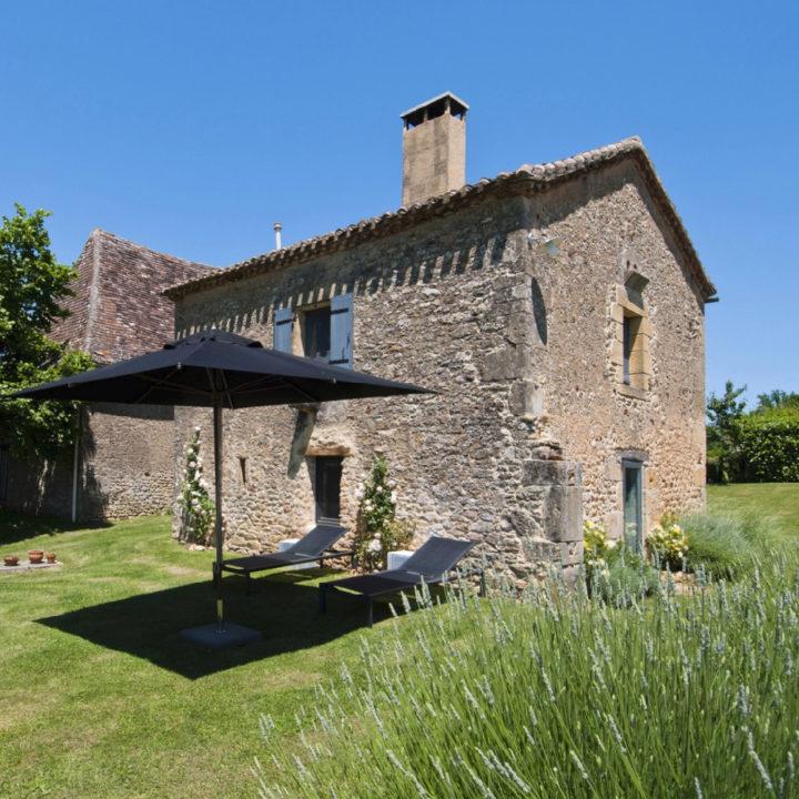 Het tweepersoons vakantiehuis in Frankrijk