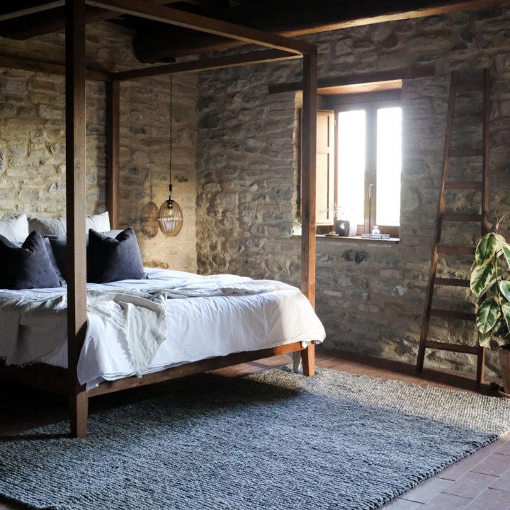 B&B kamer in een landhuis in Umbrië