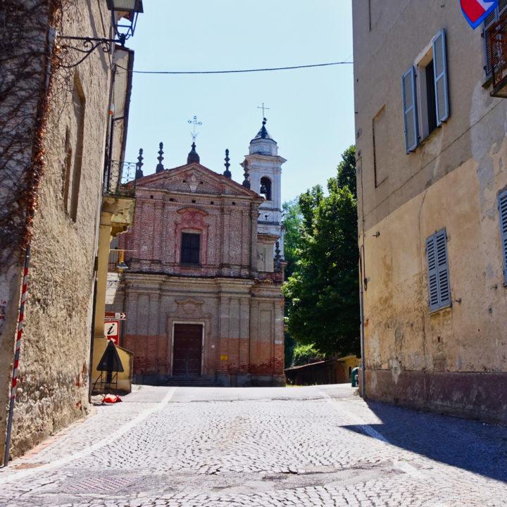 Historische stadjes in Noord-Italië