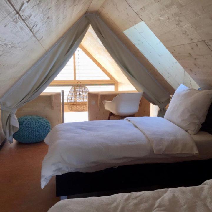 Vide in een strandhuis aan het Grevelingenmeer