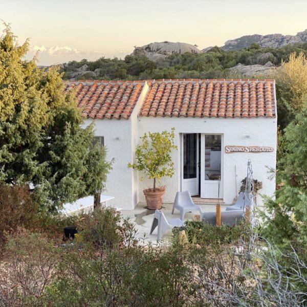 Vakantiehuisje in de bergen op Sardinië