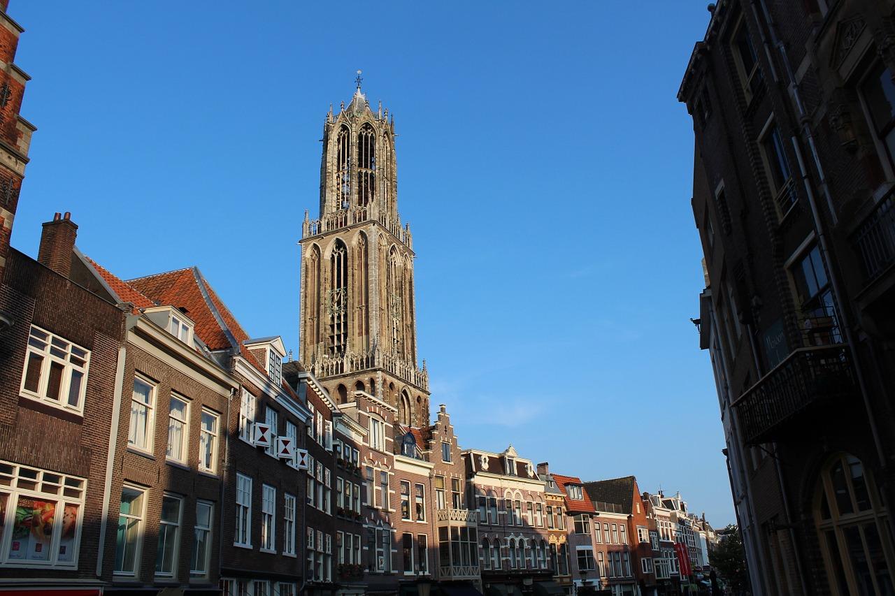 De Domtoren in Utrecht