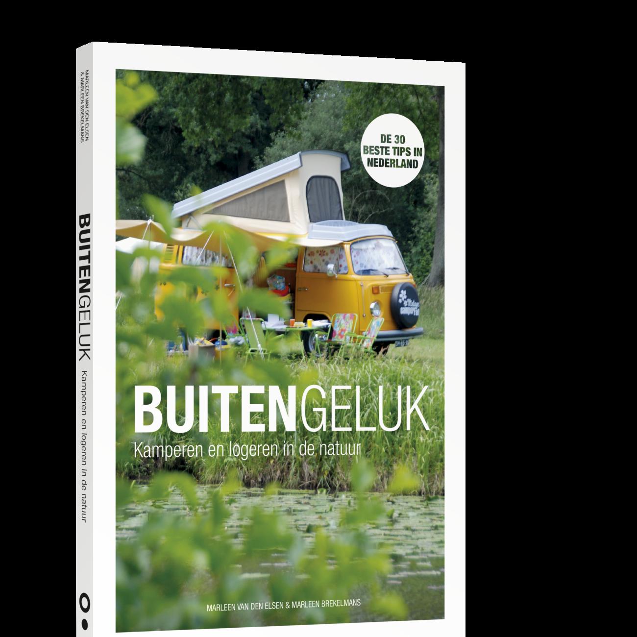 Hippe camping gids met de 30 fijnste campings van Nederland