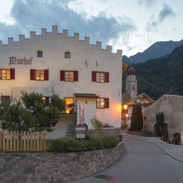 Authentieke wijnboerderij in Zuid-Tirol