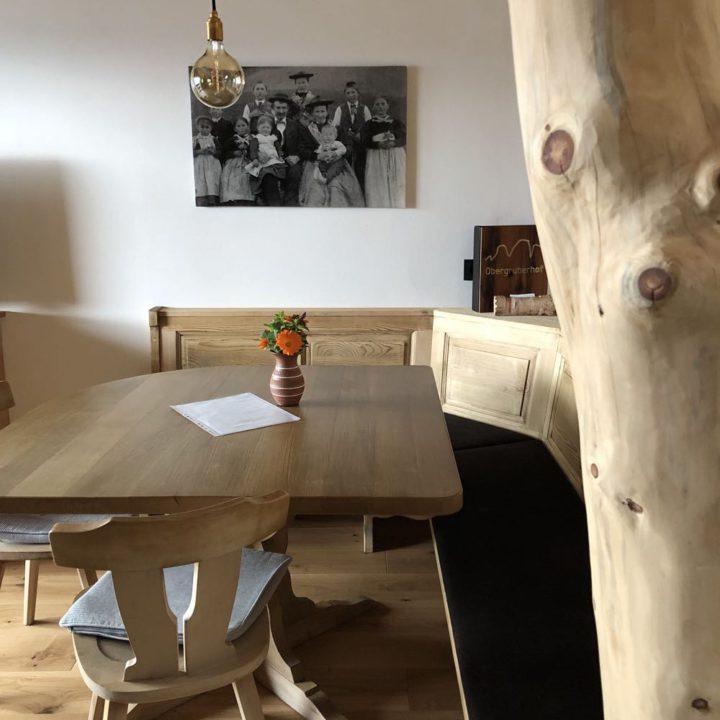 Vakantie appartement op de boerderij in Zuid-Tirol