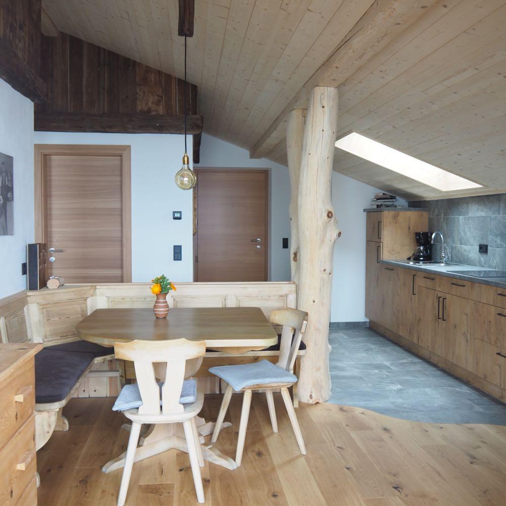 Modern appartement op de boerderij