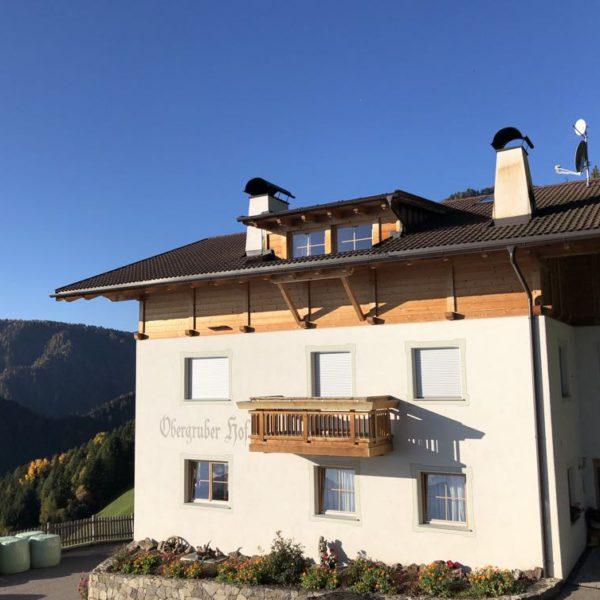 Vakantie op de boerderij in Zuid-Tirol