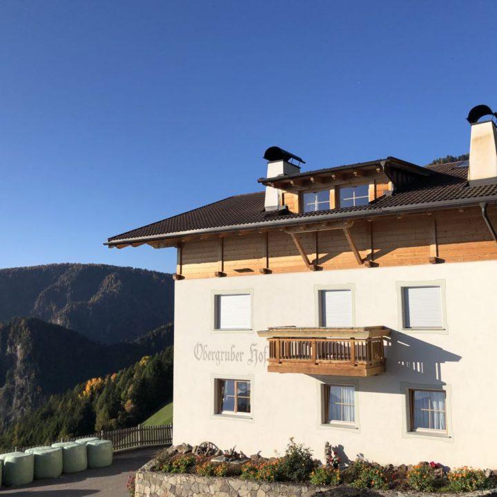 Appartementen op de boerderij in Zuid-Tirol