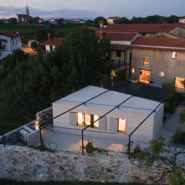 Modern vakantiehuis in Slovenië