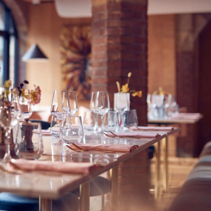 Boutique hotel met restaurant in Utrecht