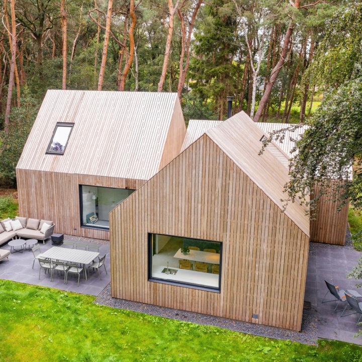 Design en duurzaam vakantiehuis