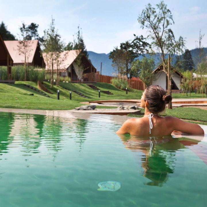 Bijzonder vakantieadres in Slovenië