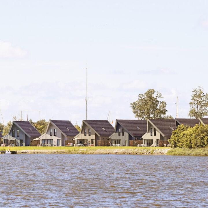 Vakantiehuizen aan het meer