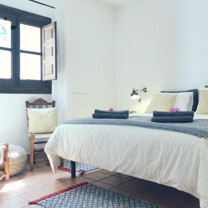 Lichte en zonnige B&B kamer in Andalusië