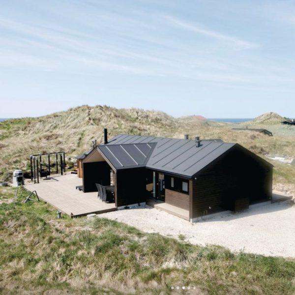 Deens vakantiehuis aan zee