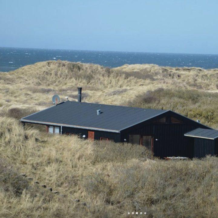 Vakantiehuis in de Duinen, met zicht op zee