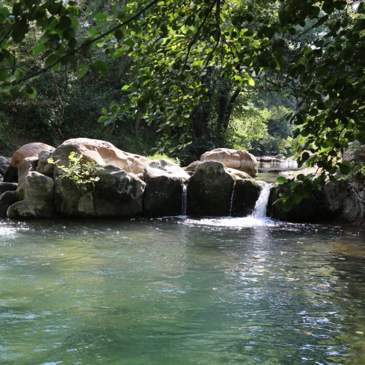 Watervalletje