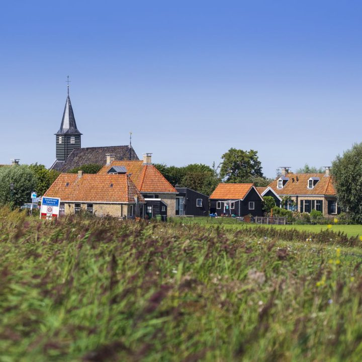 Authentiek dorpje in Friesland