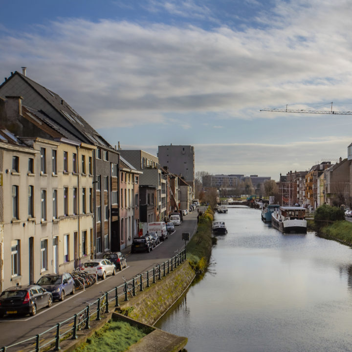 Water in Gent
