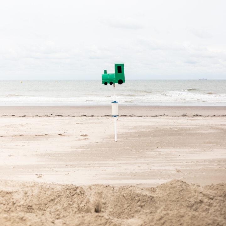 Geniet van het strand tijdens een vakantie bij Villa Plage in Oostende
