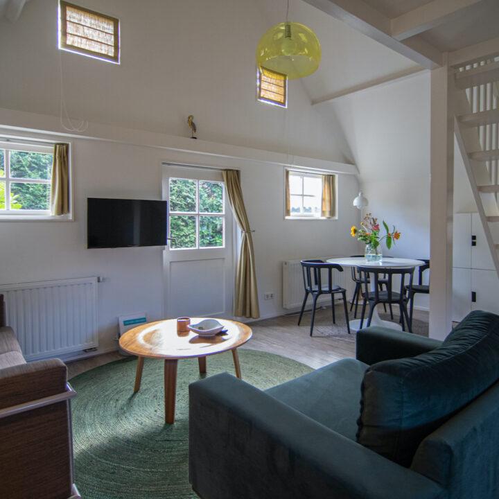 Vakantiehuisje voor twee personen in Giethoorn
