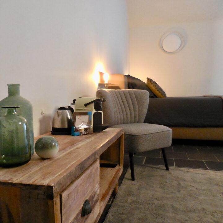 Luxe b&b kamer voor een weekendje weg in België