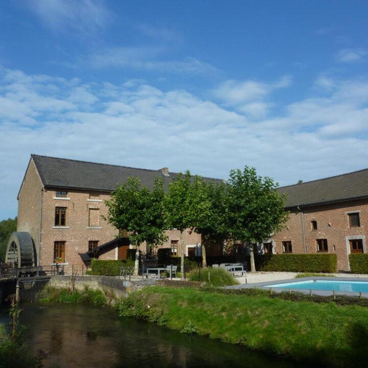 Bed and breakfast in België met zwembad
