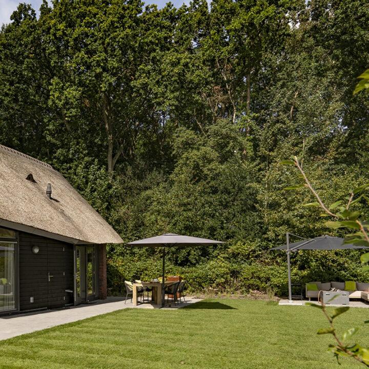 Vakantiehuis aan de rand van het bos in Schoorl