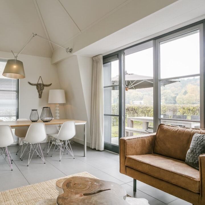 Modern vakantiehuis aan zee bij Schoorl
